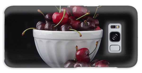 A Bowl Full Of Cherries Galaxy Case
