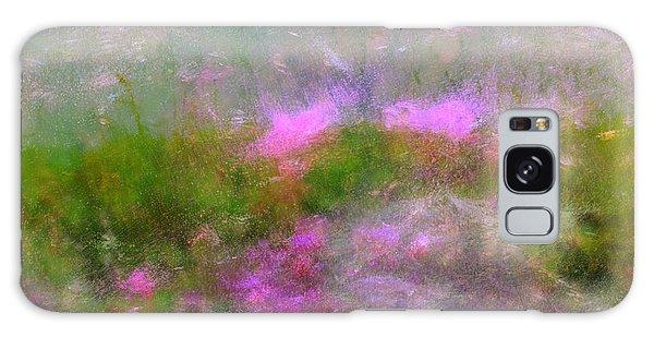 A Breeze In Monet's Garden Galaxy Case