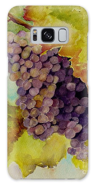 A Bunch Of Grapes Galaxy Case