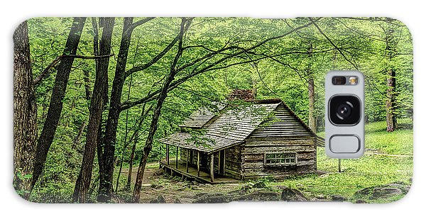 A Cabin In The Woods Galaxy Case
