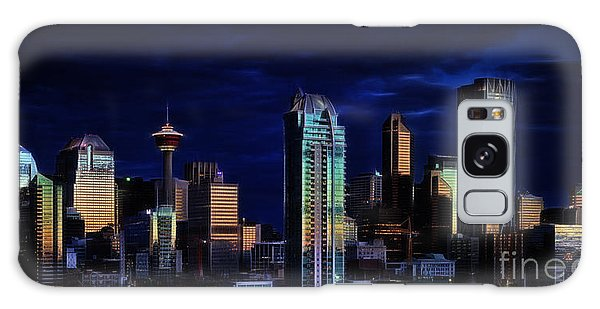 A Calgary Sunrise Galaxy Case