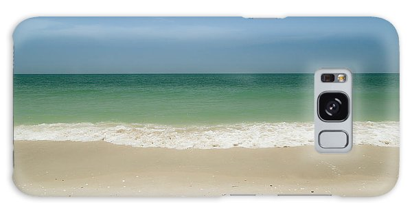 A Calm Wave Galaxy Case by Christopher L Thomley