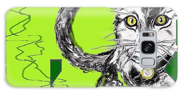 A Cat Galaxy Case by Desline Vitto