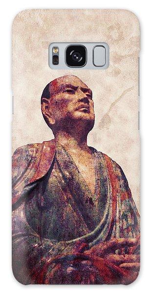 Buddha 5 Galaxy Case by Lynn Sprowl