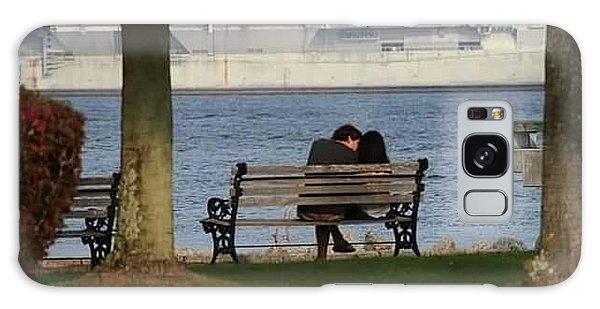 Galaxy Case - A Charleston Kiss by Lisa Marie Towne