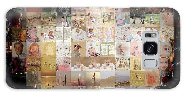 A Child - Many Children Galaxy Case