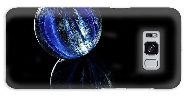 Galaxy Case featuring the photograph A Child's Universe 5 by James Sage