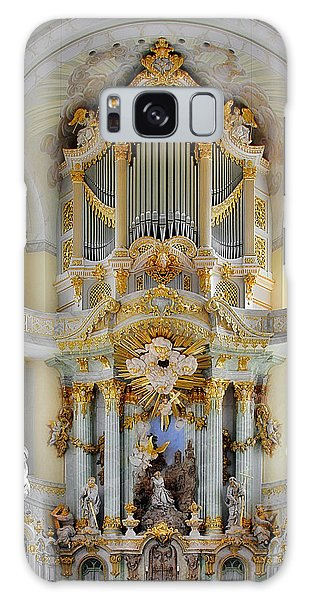 A Church Filled With Music - Church Of Our Lady Dresden Galaxy Case