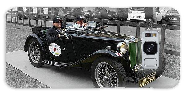 A Classic Vintage British Mg Car Galaxy Case