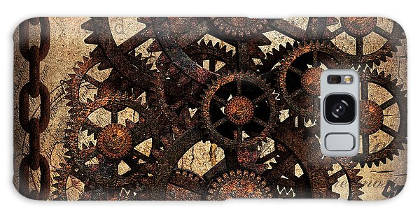 A Cog In The Machine That Governs Us Galaxy Case