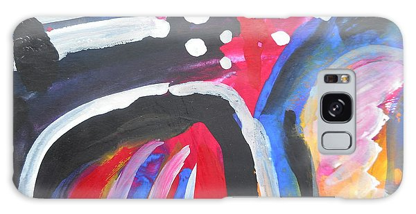 A Colorful Path Galaxy Case
