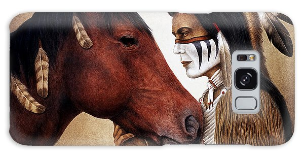 Horse Galaxy Case - A Conversation by Pat Erickson
