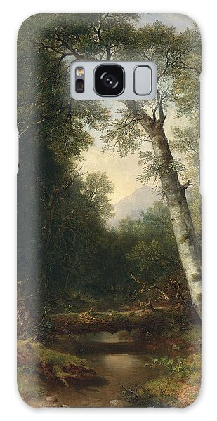 A Creek In The Woods Galaxy Case