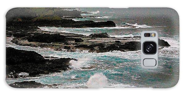 A Dangerous Coastline Galaxy Case by Blair Stuart