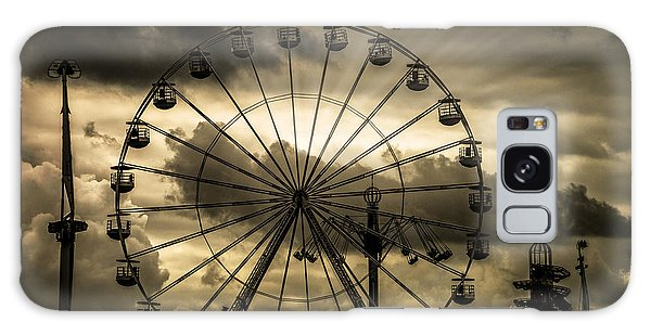 Galaxy Case featuring the photograph A Day At The Fair by Chris Lord