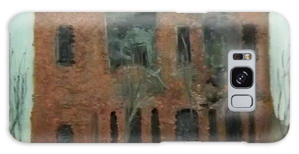 A Derelict House Galaxy Case