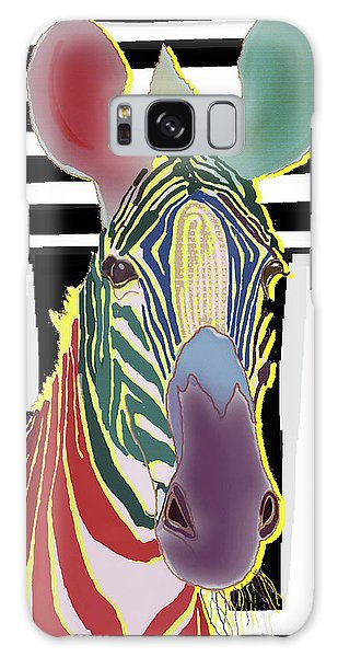 A Different Zebra Galaxy Case