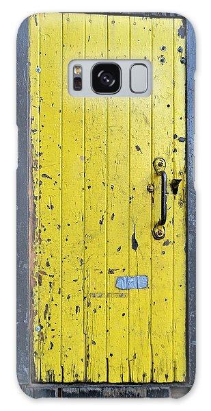 A Door Within A Door Galaxy Case