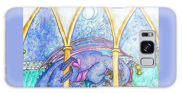 A Dragons Dream Galaxy Case