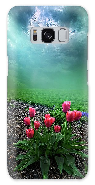 Galaxy Case featuring the photograph A Dream For You by Phil Koch