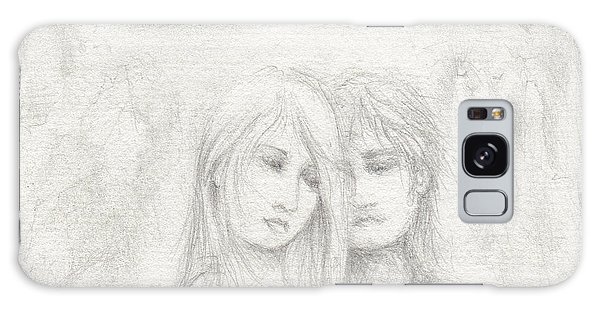 Galaxy Case - A Fairy Tale Love by Rachel Christine Nowicki