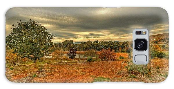 A Farm In Bridgetown, Western Australia Galaxy Case