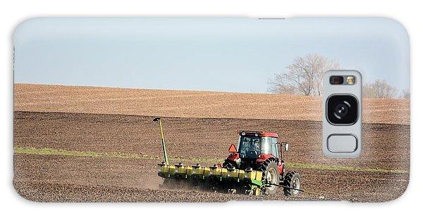A Farmers Life Galaxy Case