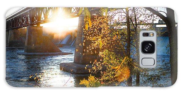 Blanchard Dam - A Favorite Place Galaxy Case