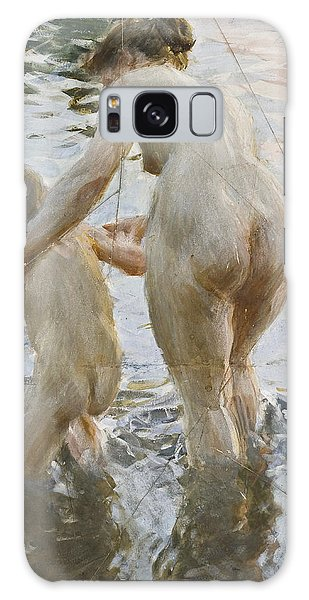 Impressionistic Galaxy Case - A First by Anders Zorn