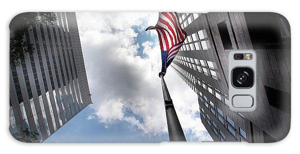 A Flag In Charlotte Galaxy Case