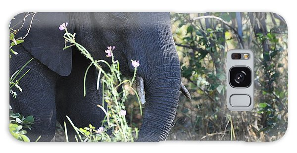 A Flower  A Elephant Galaxy Case