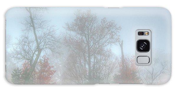 A Foggy Morning Galaxy Case