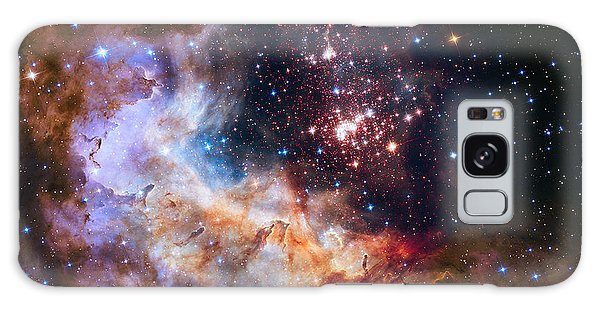 a giant cluster of about 3,000 stars called Westerlund Galaxy Case