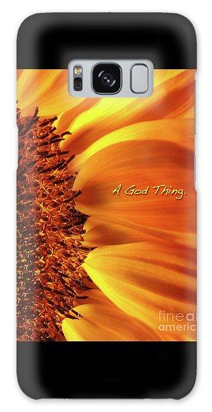 A God Thing-2 Galaxy Case