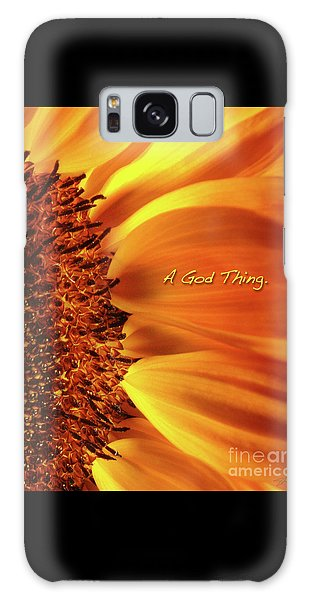 A God Thing-2 Galaxy Case