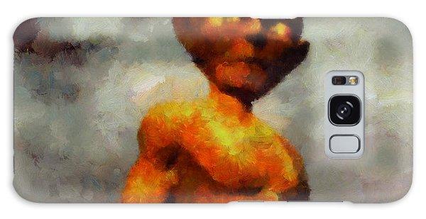 Strange Galaxy Case - A Gollum by Esoterica Art Agency