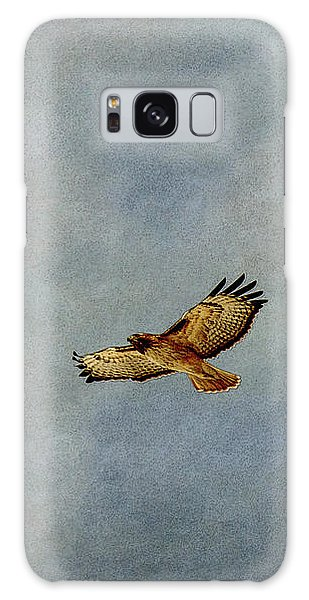 A Good Day To Fly Galaxy Case by Krista-