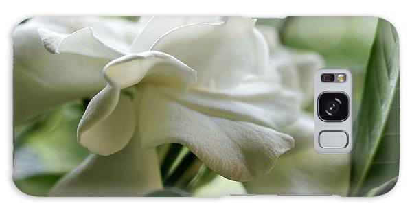 Gardenia Galaxy Case - A Graceful Lady by Kathy Bucari