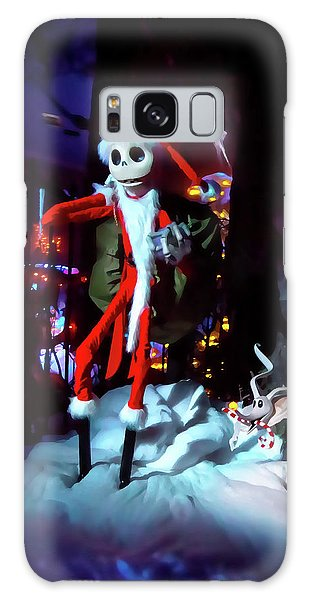 A Haunted Christmas Galaxy Case by Mark Andrew Thomas