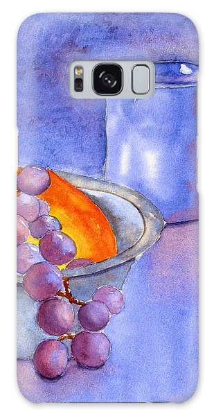 Galaxy Case featuring the painting A Healthy Breakfast. by Rich Stedman