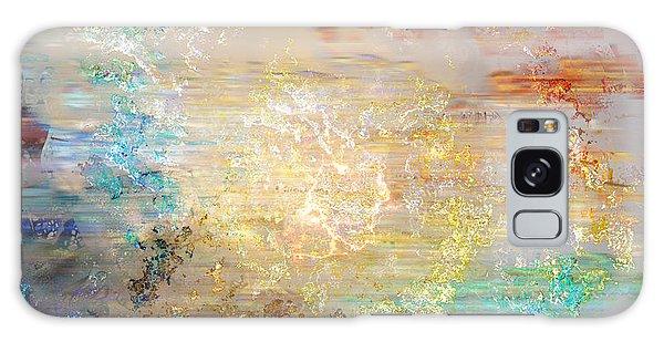 A Heart So Big - Custom Version 4 - Abstract Art Galaxy Case