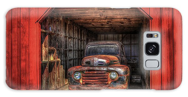 A Hiding Place 1949 Ford Pickup Truck Galaxy Case by Reid Callaway