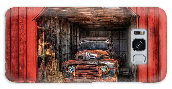 Hiding Galaxy Case - A Hiding Place 1949 Ford Pickup Truck by Reid Callaway