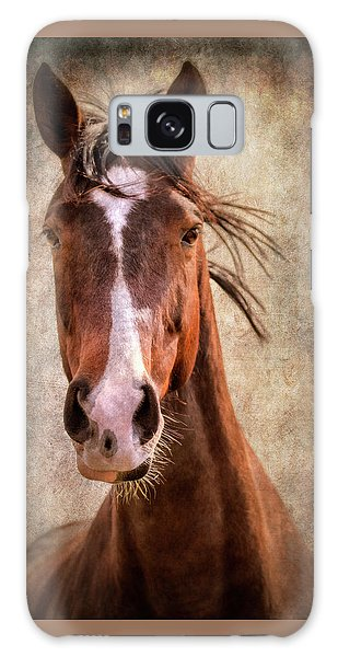 A Horse Of Course Galaxy Case
