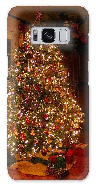 A Jewel Of A Christmas Tree Galaxy Case