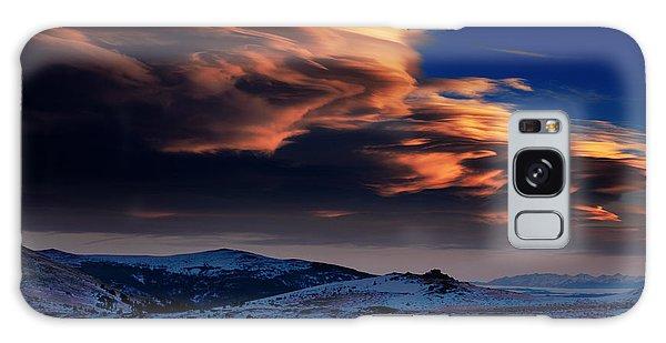 A Lenticular Landscape Galaxy Case