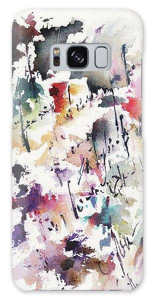 Galaxy Case - A Love Letter by Rachel Christine Nowicki