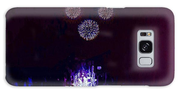 A Magical Night Galaxy Case