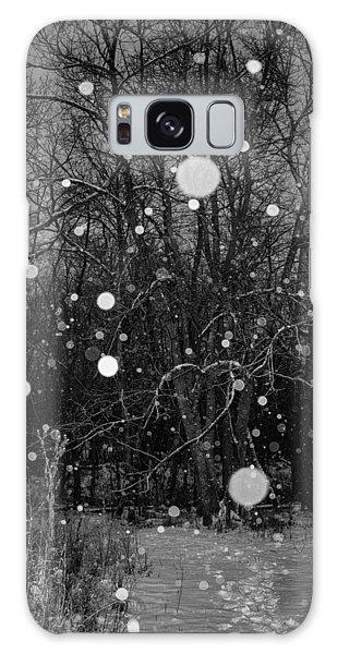 A Message Galaxy Case by Annette Berglund