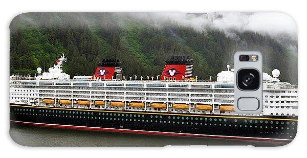 A Mickey Mouse Cruise Ship Galaxy Case